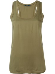 Polo Ralph Lauren Tank Top Green