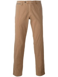 Eleventy Classic Chinos Brown