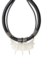 Vero Moda Vmmaiken Necklace Black