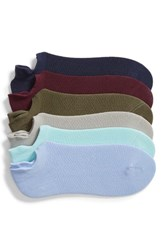 Sof Sole 6 Pack Low Cut Socks Assorted Colors