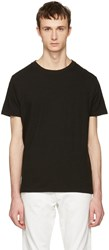 Simon Miller Black Layne T Shirt