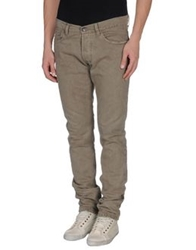 Gilded Age Denim Pants Grey