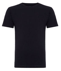 Criminal Harlem Stripe T Shirt Navy