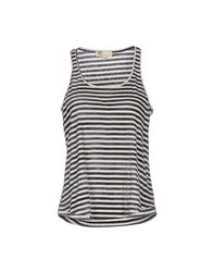 Local Apparel Topwear Vests Women Dark Blue