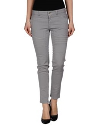 Patrizia Pepe Denim Pants Grey