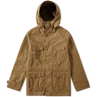 Barbour Hoy Wax Jacket Brown