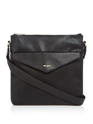 Ollie And Nic Eddy Large Crossbody Black