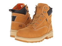 Timberland 6 Resistor Composite Safety Toe Waterproof Insulated Boot Wheat Men's Work Boots Tan