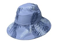 Jack Wolfskin Wahia Palm Hat Dusk Blue All Over Traditional Hats