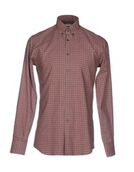 Del Siena Shirts Red