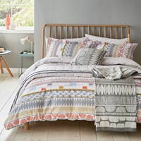 Scion Seurata Duvet Set Paprika Multi