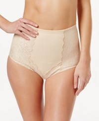 Le Mystere Sophia Lace Smoothing Brief 135