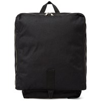 Comme Des Garcons Shirt Nylon Canvas Backpack Black