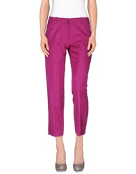 N_8 Trousers Casual Trousers Women Light Purple