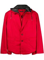 Y Project Blazer Sports Hybrid Jacket Red
