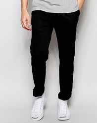 Levis Line 8 Levi's Line 8 Chinos Slim Tapered Black Sateen Black Sateen