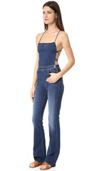 Mother Tie Back Jumpsuit Power Play