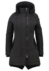 Khujo Cayus Winter Coat Black