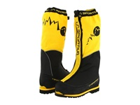 La Sportiva Olympus Mons Evo Yellow Black Men's Shoes