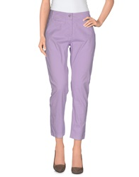 Uncode Casual Pants Lilac