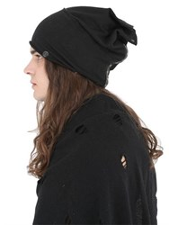 Cutuli Cult Studded Cotton Jersey Beanie Hat