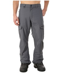 Quiksilver Mission Shell Snow Pants Iron Gate Men's Casual Pants Gray