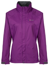 Berghaus Calisto Ii Outdoor Jacket Sparkling Grape Purple