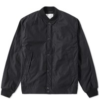 Nanamica Splash Ground Bomber Jacket Black