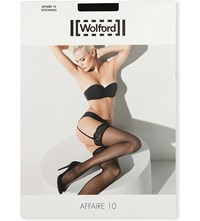 Wolford Affaire 10 Stockings Black