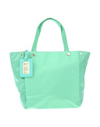 George Gina And Lucy Handbags Light Green