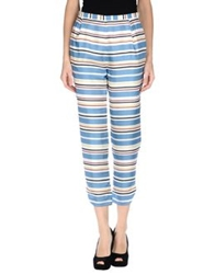 See By Chloe See By Chloe Casual Pants Slate Blue