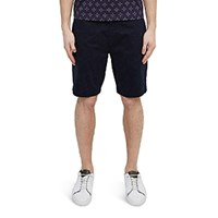 Ted Baker Floral Printed Shorts Navy