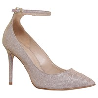 Kg By Kurt Geiger Estha Court Shoes Metal Comb