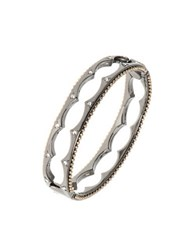 Jenny Packham Slip On Bangle Mixed Metal