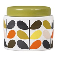 Orla Kiely Multi Stem Storage Jar Small