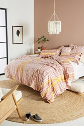 Anthropologie Acarda Duvet Cover Lilac