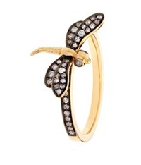 Annoushka Love Diamonds Dragonfly Ring Gold