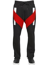Givenchy Cotton Jogging Pants With Inserts