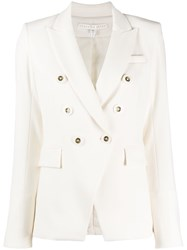 Veronica Beard Fitted Double Buttoned Blazer 60