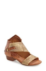 Women's A.S.98 'Lucus' Sandal Whiskey