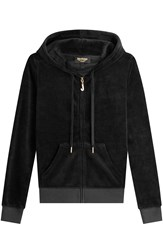 Juicy Couture J Bling Velour Hoody
