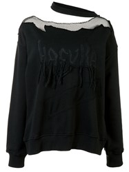Haculla Voltage Sweater Black
