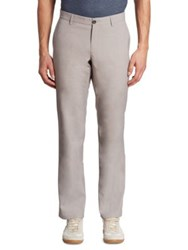 Saks Fifth Avenue Golf Trousers Pearl Grey