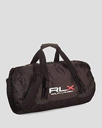 Polo Ralph Lauren Lightweight Packable Duffel Bag Black