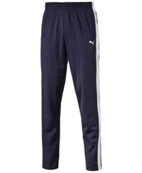Puma Men's Contrast Sweatpants Navy White
