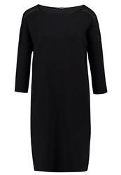 Opus Willis Jersey Dress Black