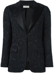 Faith Connexion Single Breasted Blazer Black