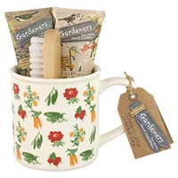 Heathcote And Ivory Gardeners Tea Break Hand Essentials Gift Set