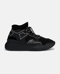 Stella Mccartney Black Loop Sneakers