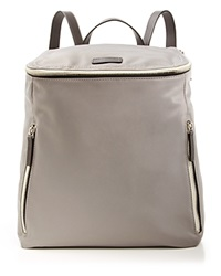 Ben Minkoff Indy Dad Bag Backpack Medium Grey